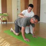 Übungen zur Haltungsverbesserung