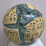 35 cm Durchmesser Motive aus Wilhelmshorst