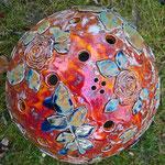 35 cm Durchmesser Herbstrosen