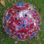 35 cm Durchmesser weihnachtliche Motive