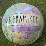 35 cm Durchmesser mein Keramikerielogo