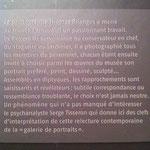"""Thème de l'exposition """"Vis-à-vies"""""""