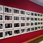 182 personnes travaillant au Musée et représentées avec l'oeuvre de leur choix