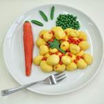 Speisen aus selbstgemachter Knetmasse, 2011