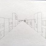 Fluchtpunktperspektive, 5Cn, 2015/16
