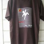ロンボク島のTシャツ wall