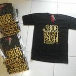 ロンボク島のTシャツ kakk isan