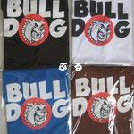 ロンボク島のTシャツ bull dog