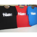 ロンボク島のTシャツ jalan2 tiger