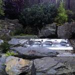 aussenwhirlpool in stein gemauert