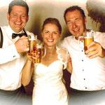 Hochzeitsfeiern