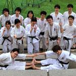 横浜国立大学さんと合同練習