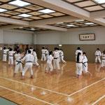 昭和大学さんとの合同練習