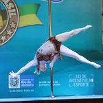 Martina Bucher - World Pole Cup Rio