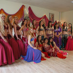 Alle Tänzerinnen