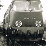 Gryfów Śląski – M.Kuc w Gryfowie Ślaskim 20.6.'86, foto:M.Jerczyński, ze zb. M.Kuca