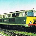 SU45-263 na stacji J. Góra ok. 1994 r.foto: H.Magoń
