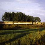 seria SP42 od początku lat dziewięćdziesiątych była podstawowym śrdokiem trakcyjnym MD Jelenia Góra wykorzystywanym w ruchu lokalnym do Lwówka, Karpacza i Lubawki, a okresowo także do Jerzmanic i Bolkowa. Ze zbioru S. Kani.