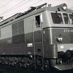 """ET21-119, fotografia z """"Kronika MD J. Góra od roku 1982"""""""