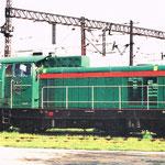 SM42-756  na stacji J. Góra ok. 1994 r.foto: H.Magoń