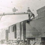 Grfów Sl. wodowanie Tr6-5, ok. 1959, ze zb. K.Wolanowskiego