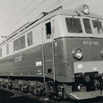 """ET21-382, fotografia z """"Kronika MD J. Góra od roku 1982"""""""