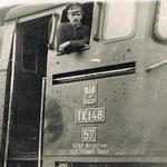 Masz. K.Wolanowski na TKt48-57, ze zb. K.Wolanowskiego