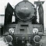 Węgliniec. Pt47-165 punkt piaskowania latem 1974r. , ze zb. Z.Wiśniewskiego