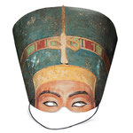 Nofretete-Maske
