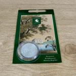 Verpackung für Münzrepliken (Vorderseite)