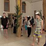 "Butoh workshop  in ""Guslitsa""Russia 2019"