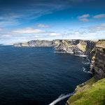 Cliffs of Moher (The Burren, Irland)