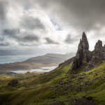 Watchtowers (Old Man of Storr, Isle of Skye, Schottland)