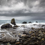 Elgol on a rainy day (Elgol, Isle of Skye, Schottland)