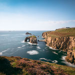 Enys Dodnan Arch (Land's End, Cornwall, GB)