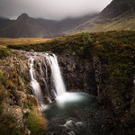 The Fairy Pools (Isle of Skye, Schottland)