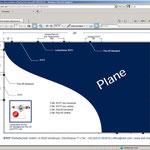 PDF-Skizze fertig bemasst