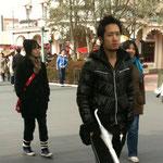 2010年2月22日の龍悦とemilko