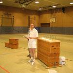 Siegerehrung Stadtmeister 2008 im Doppel