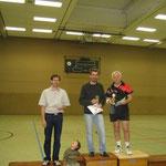 Sieger Stadtmeisterschaften 2006 Herrendoppel C