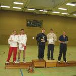 Sieger Stadtmeisterschaften 2006 Herrendoppel B