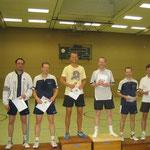 Sieger Stadtmeisterschaften 2006 Herrendoppel A