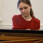 Darya Dadykina mit Werken von Rameau, Ravel, Strawinsky, Mozart, Rjabow und Prokofjew im Kulturhaus LA 8.