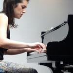 Carlota Amado ist Preisträgerin internationaler Wettbewerbe