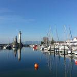Lindauer Yachthafen, Bodensee