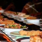 vegetarische Frühlingsrollen, Grillspezialitäten, 8 Kostbarketein