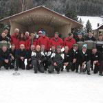 Mannschaften die Jahrzehntelang zu unserem Int. Turnier kommen: Kübach - Irschenberg - Berg Drau