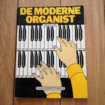 € 5,00 De moderne organist muziekboek