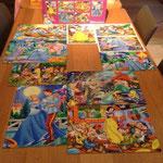 € 4,50 Puzzles Disney