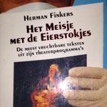 € 4,50 Herman Finckers - Het meisje met de eierstokjes ALS NIEUW